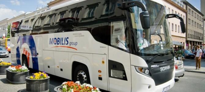Wycieczki z Mobilis