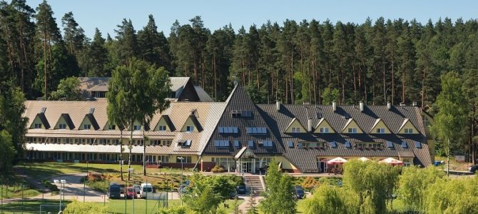 Hotel AZS Wilkasy
