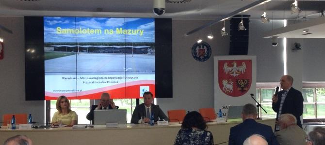 Plany i perspektywy rozwoju Regionalnego Portu Lotniczego Olsztyn – Mazury