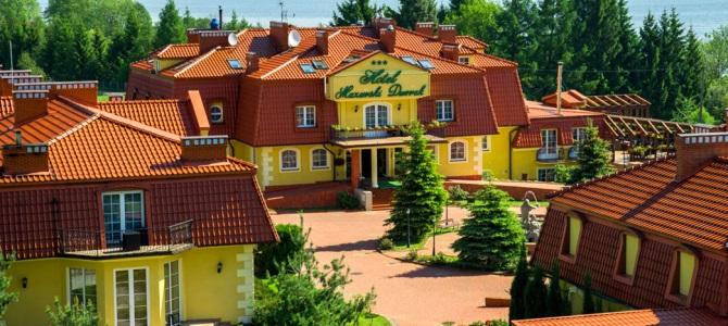 Hotel Mazurski Dworek***