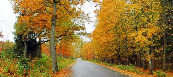 Jesienią wypoczywaj w Mazurskim Raju