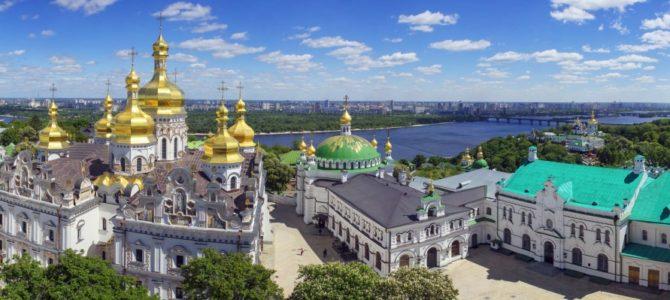 Z Szyman polecimy do Kijowa