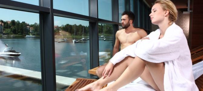 Hotel Mikołajki ***** Relaks na Wyspie