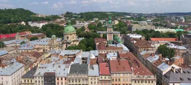 Lwów w siatce połączeń Portu Lotniczego Olsztyn-Mazury