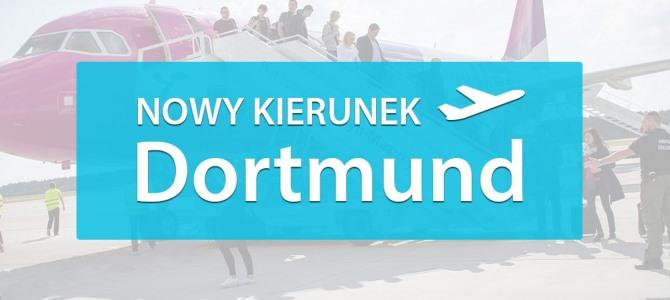 Już od maja z Szyman polecimy do Dortmundu
